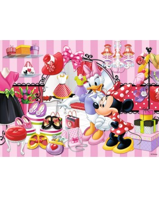 Puzzle Ravensburger - Minnie Mouse, 150 piese (10005)