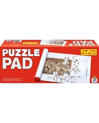 Suport rulat puzzle Schmidt pana la 1.000 piese