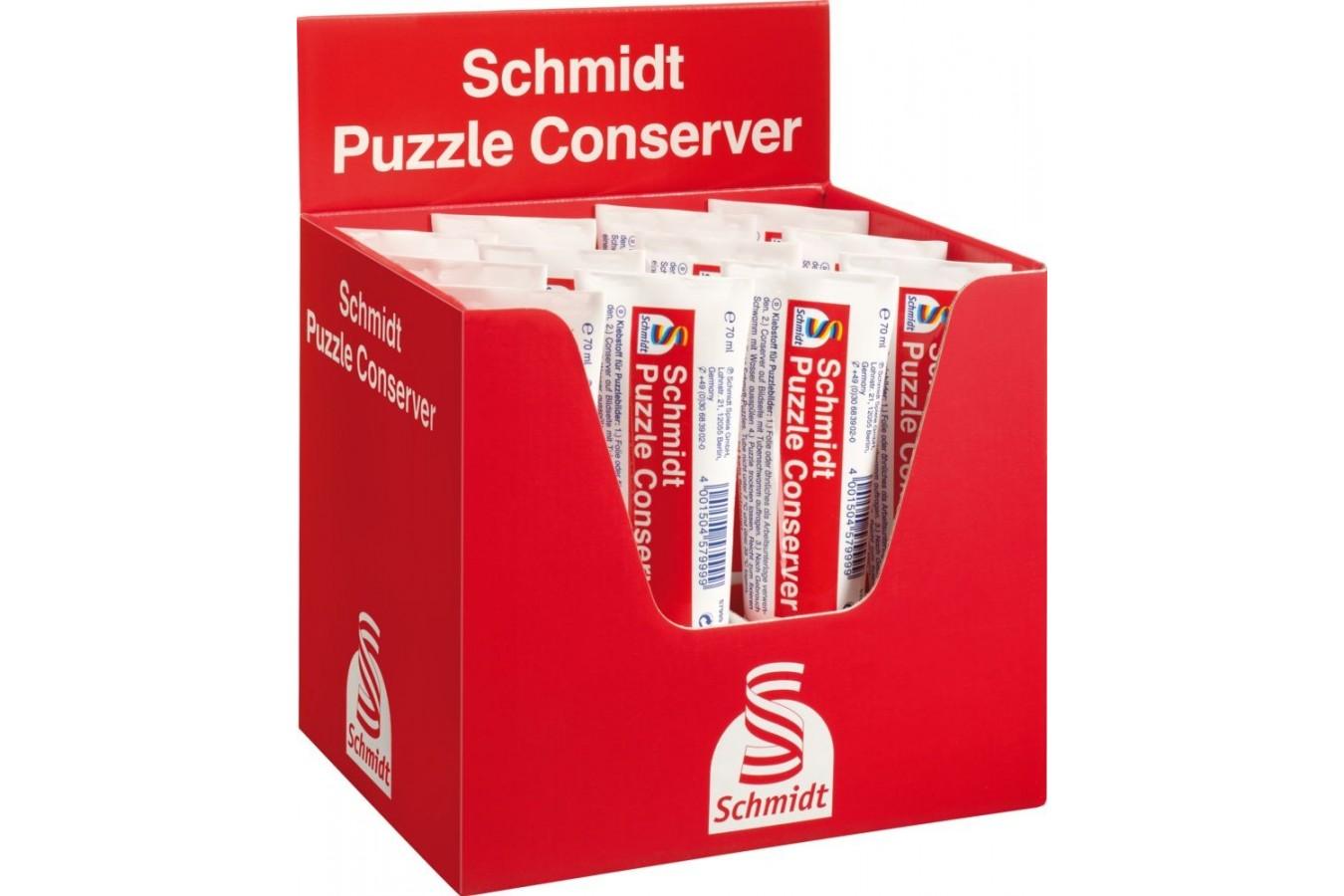 Adeziv pentru puzzle Schmidt 70ml / 2000 piese