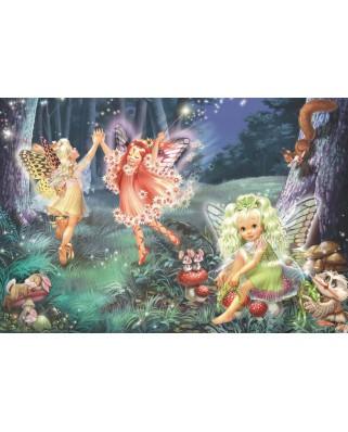 Puzzle Schmidt - Dansul zanelor, 150 piese (56130)