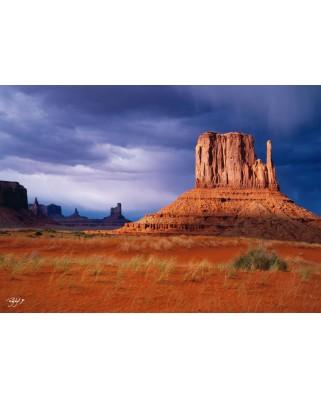 Puzzle Schmidt - Rodney Lough: Left Handed - Rezervatia Indiana Navajo, Arizona, 1.000 piese (59388)