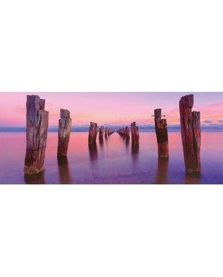 Puzzle panoramic Schmidt - Mark Gray: Clifton Springs, Victoria, Australia, 136 piese (59367)