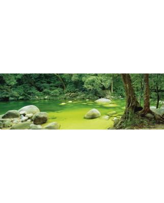 Puzzle panoramic Schmidt - Mossman Gorge, Queensland, Australia, 1.000 piese (59286)