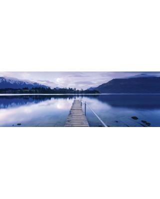 Puzzle panoramic Schmidt - Lacul Wakatipu, Noua Zeelanda, 1000 piese (59291)
