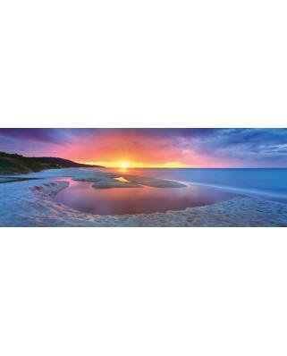 Puzzle panoramic Schmidt - Plaja de la Dunns Creek, Australia, 1.000 piese (59309)