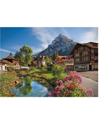 Puzzle Trefl - Alps in the Summer, 2.000 piese (58150)