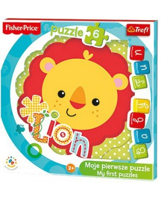 Puzzle Trefl - Baby Fun, 6 piese (52113)