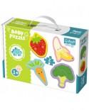 Puzzle Trefl - Baby Puzzles, 4x2 piese (64899)