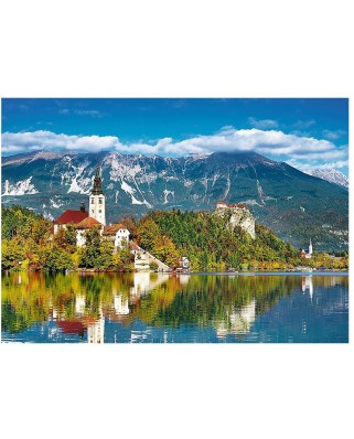 Puzzle Trefl - Bled, Slovenia, 500 piese (55036)
