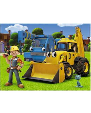 Puzzle Trefl - Bob The Builder, 30 piese (58147)
