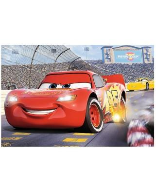 Puzzle Trefl - Cars 3, 24 piese XXL (58938)