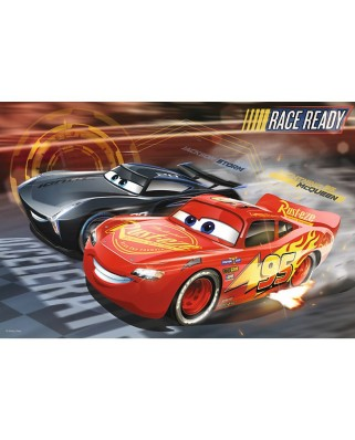 Puzzle Trefl - Cars 3, 60 piese (58947)