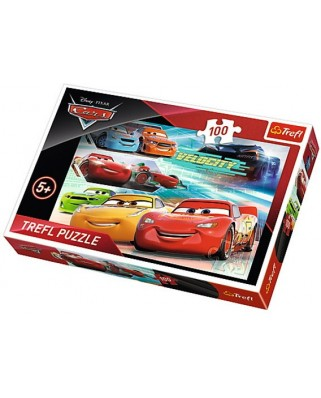 Puzzle Trefl - Cars, 100 piese (64796)