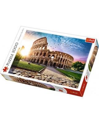 Puzzle Trefl - Colosseum, Roma, 1.000 piese (61516)