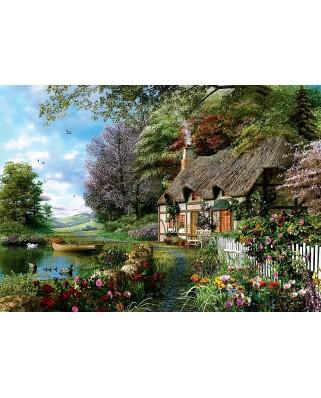 Puzzle Trefl - Cottage, 1.000 piese (40443)