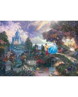 Puzzle Schmidt - Thomas Kinkade: Cenusareasa, 1.000 piese (59472)
