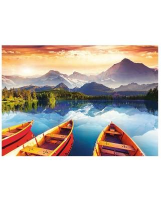 Puzzle Trefl - Crystal Lake, 2.000 piese (64914)