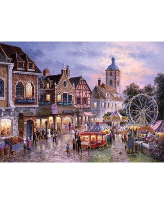 Puzzle Trefl - Dennis Lewan: Carnival, 3.000 piese (12495)