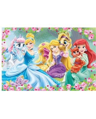 Puzzle Trefl - Disney Princesses, 24 piese XXL (48856)