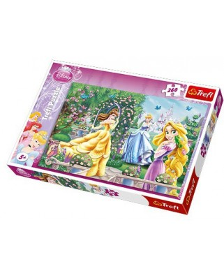 Puzzle Trefl - Disney Princesses, 260 piese (40755)