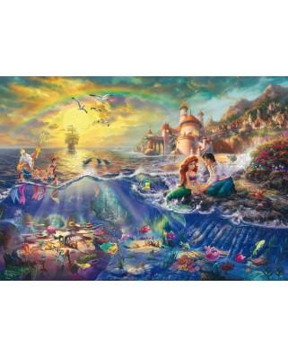 Puzzle Schmidt - Thomas Kinkade: Mica Sirena, 1.000 piese (59479)