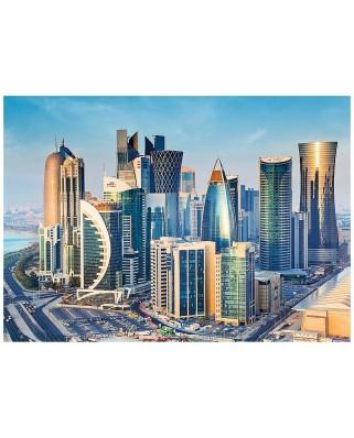 Puzzle Trefl - Doha, Qatar, 2.000 piese (55046)