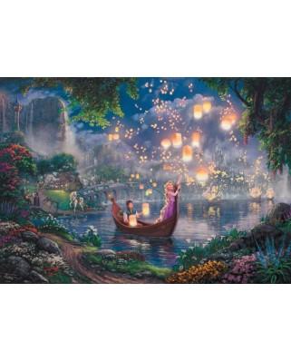 Puzzle Schmidt - Thomas Kinkade: Rapunzel, 1.000 piese (59480)