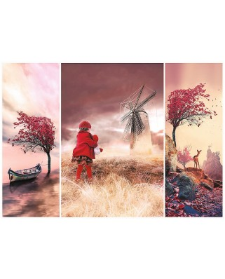 Puzzle Trefl - Fairytale Land, 1.000 piese (51301)