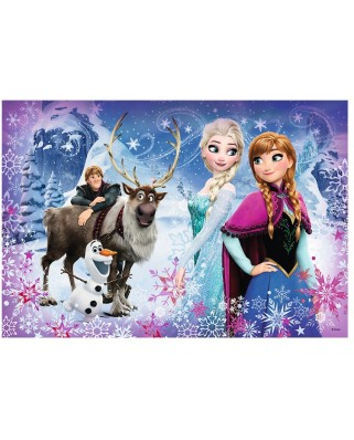 Puzzle Trefl - Frozen, 160 piese (64776)