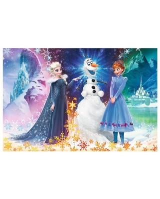Puzzle Trefl - Frozen, 24 piese XXL (64831)