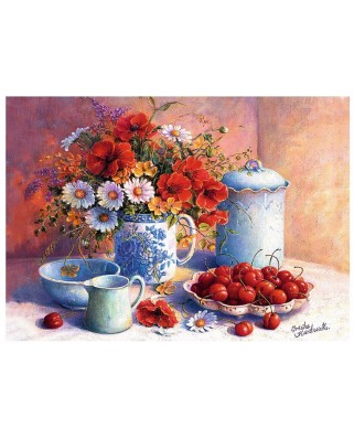 Puzzle Trefl - Hardwick Trisha: Sweet Afternoon, 2.000 piese (64866)