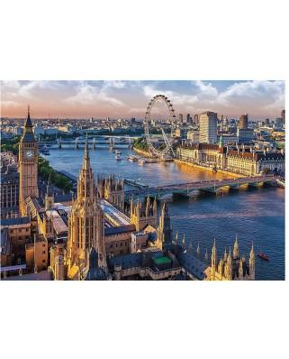 Puzzle Trefl - London, 1000 piese (52083)