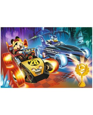 Puzzle Trefl - Mickey and the Roadster Racers, 24 piese XXL (64769)