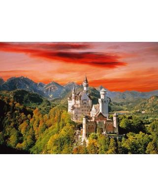 Puzzle Trefl - Neuschwanstein Castle, Germany, 2.000 piese (6443)