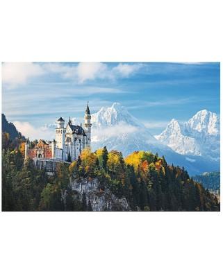 Puzzle Trefl - Neuschwanstein, 1.500 piese (58148)