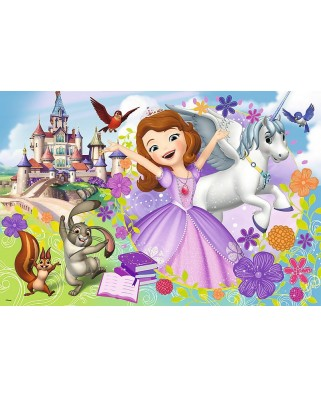 Puzzle Trefl - Princess Sofia, 24 piese XXL (64832)