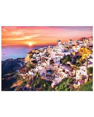 Puzzle Trefl - Santorini, 1.000 piese (55002)
