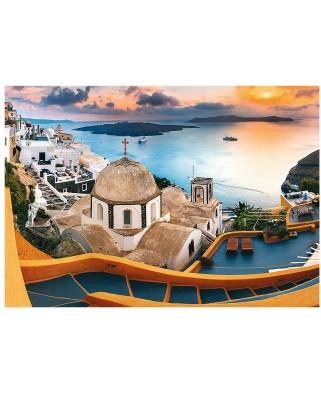 Puzzle Trefl - Santorini, 1.000 piese (58125)