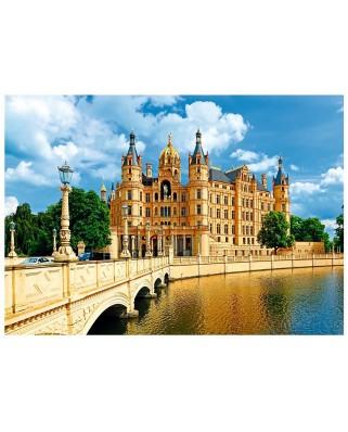 Puzzle Trefl - Schwerin Palace, 1.000 piese (55000)