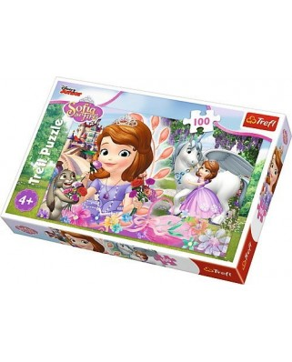 Puzzle Trefl - Sofia the First, 100 piese (64801)