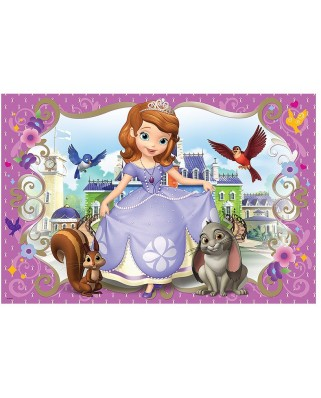 Puzzle Trefl - Sofia the First, 24 piese XXL (48854)