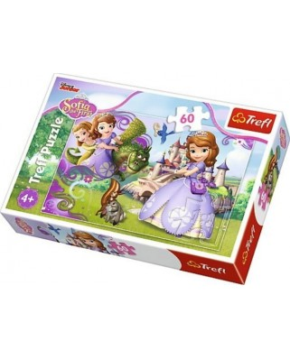 Puzzle Trefl - Sofia the First, 60 piese (64850)