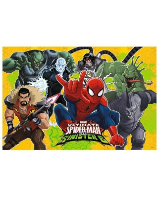 Puzzle Trefl - Spiderman, 260 piese (55012)