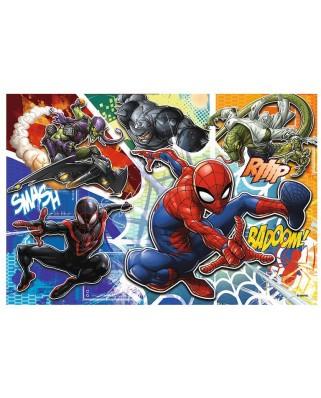 Puzzle Trefl - Spiderman, 60 piese (64848)
