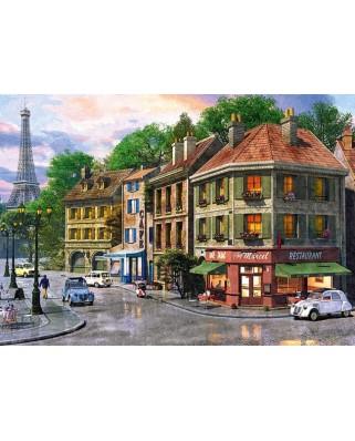 Puzzle Trefl - Street of Paris, 6.000 piese (48839)