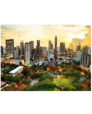 Puzzle Trefl - Sunset in Bangkok, 3000 piese (58137)