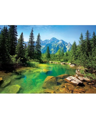 Puzzle Trefl - Tatras River, Poland, 500 piese (6461)