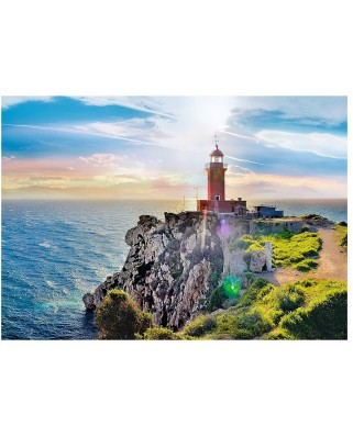 Puzzle Trefl - The Melagavi Lighthouse, 1.000 piese (55003)