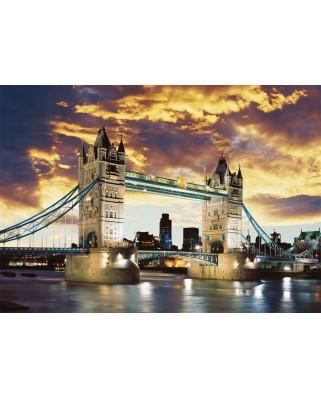 Puzzle Schmidt - Tower Bridge Londra, 1000 piese (58181)