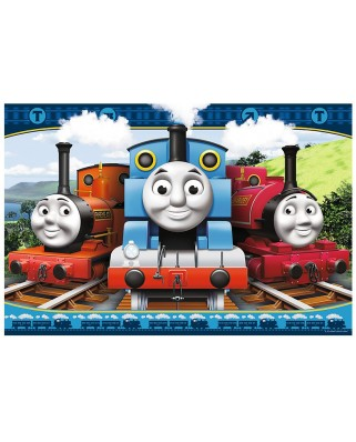 Puzzle Trefl - Thomas the Train, 24 piese XXL (52080)